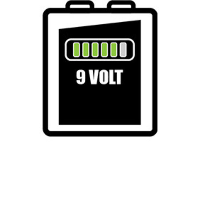 Wiederaufladbar - 9 Volt (HR61) (E-Block) NiMH