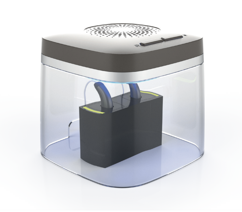 Flow Med Dry-Cap UV - Trockenbox