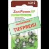 ZeniPower  ZeniPower A312 Braun (PR41) - 20 Päckchen (120 Batterien)