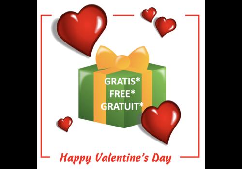 Rayovac Gratis * Valentin Geschenk - max 1 pro Kunde / Bestellung