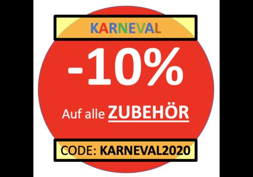 KARNEVAL WOCHE: Zubehör -10% mit dem Code 'KARNEVAL'