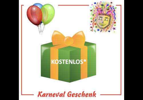 PowerOne Gratis * Karneval Geschenk - max 1 pro Kunde / Bestellung