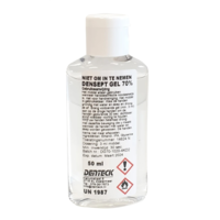 Handgel Hände-Desinfektionsmittel Densept 70% - 50ML Flasche