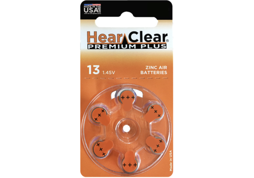 HearClear HearClear 13 Premium Plus - 1 Päckchen
