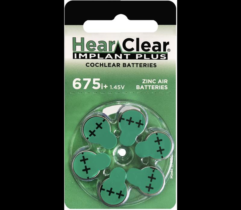 HearClear 675i+ Implant Plus - 10 Päckchen
