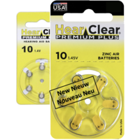 HearClear 10 Premium Plus - 10 Päckchen