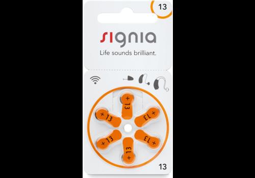 SIEMENS Signia Siemens Signia 13 Orange (PR48) - 10 Päckchen