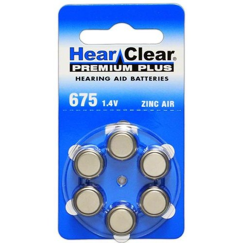 HearClear HearClear 675 Premium Plus - 20 Päckchen