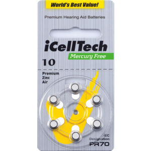 iCellTech iCellTech 10DS Platinum – 10 packs