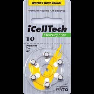iCellTech iCellTech 10DS Platinum - 10 pakjes