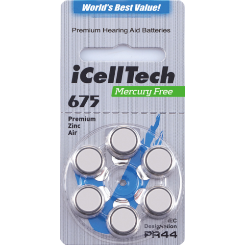 iCellTech iCellTech 675DS Platinum - 1 pakje
