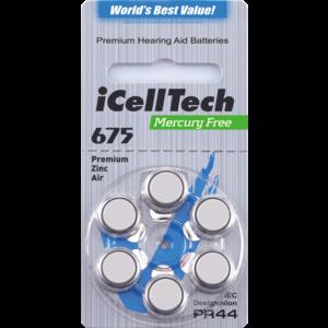 iCellTech iCellTech 675DS Platinum - 10 Päckchen