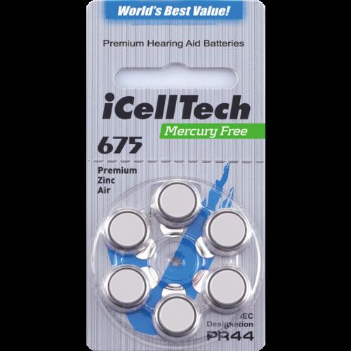 iCellTech iCellTech 675DS Platinum – 10 packs
