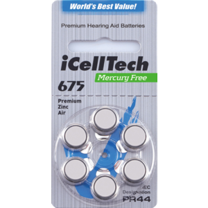 iCellTech iCellTech 675DS Platinum - 20 Päckchen