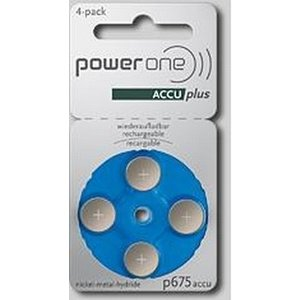 PowerOne PowerOne p675 ACCUplus – 1 pack