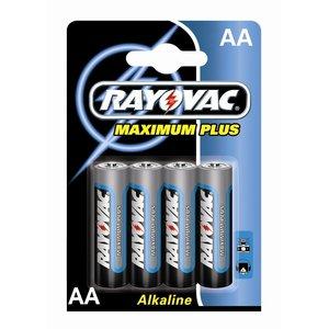 Rayovac Rayovac Maximum Plus Alkaline AA Penlite (LR6) - 1 pakje