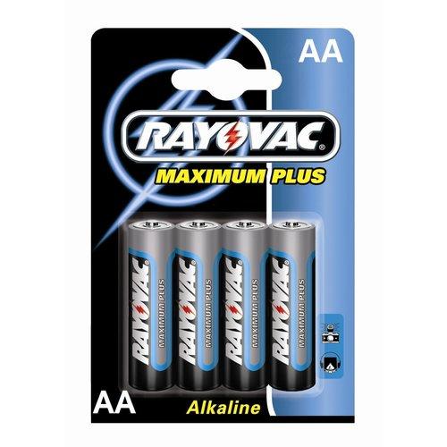 Rayovac Rayovac Maximum Plus Alkaline AA Mignon (LR6) - 1 pack