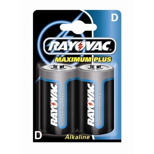Rayovac Rayovac Maximum Plus Alkaline D Mono (LR20) - 1 Packung