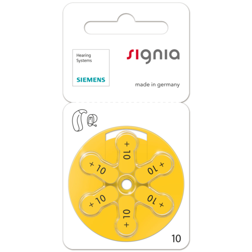 SIEMENS Signia SIEMENS s10 – 1 pack