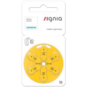 SIEMENS Signia SIEMENS s10 - 20 Päckchen