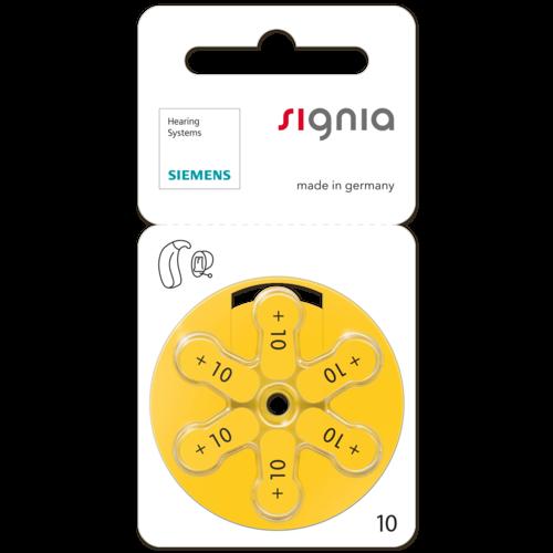 SIEMENS Signia SIEMENS s10 – 50 packs