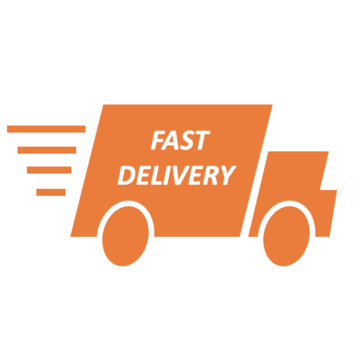 Faster: Shipment as PARCEL-track-trace (instead of letter mail)