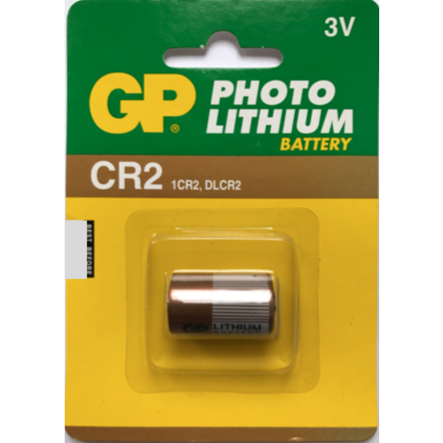 GP GP Photo Lithium CR2 3V (DLCR2) Blister 1
