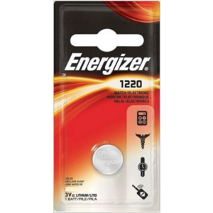 Energizer Energizer Lithium CR1220 3V button cell Blister 1 - 1 pack