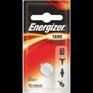 Energizer Energizer Lithium CR1220 3V knoopcel  - 1 pakje