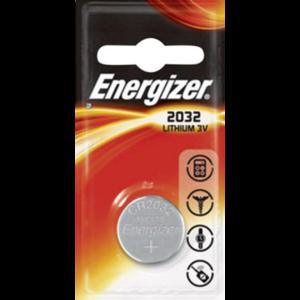 Energizer Energizer Lithium CR2032 3V button cell Blister 1 - 1 pack