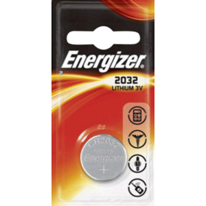 Energizer Energizer Lithium CR2032 3V Knopfzelle Blister 1 - 1 Packung
