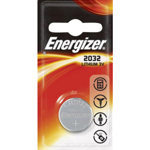 Energizer Energizer Lithium CR2032 3V button cell Blister 1 - 1 pack