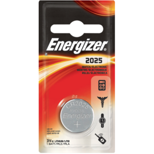 Energizer Energizer Lithium CR2025 3V button cell Blister 1 - 1 pack