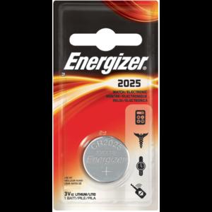 Energizer Energizer Lithium CR2025 3V knoopcel  - 1 pakje