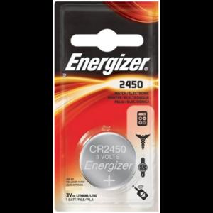 Energizer Energizer Lithium CR2450 3V knoopcel  - 1 pakje