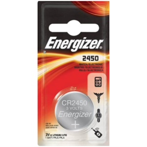 Energizer Energizer Lithium CR2450 3V Knopfzelle Blister 1 - 1 Packung