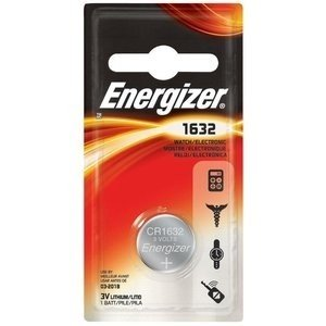 Energizer Energizer Lithium CR1632 3V button cell Blister 1 - 1 pack