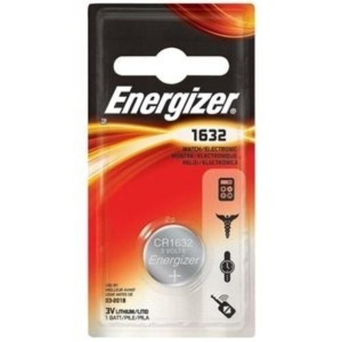 Energizer Energizer Lithium CR1632 3V Knopfzelle Blister 1 - 1 Packung