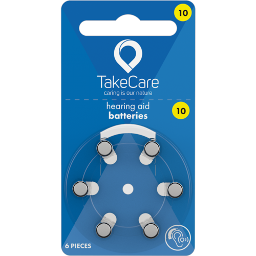 Take Care TAKE CARE 10 - 10 PAKJES (BUDGET BATTERIJEN)
