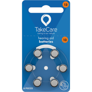 Take Care TAKE CARE 13 - 1 PACK (BUDGET BATTERIES)