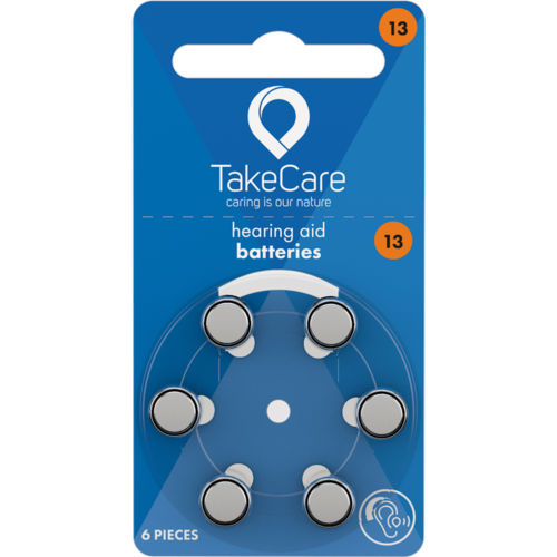 Take Care TAKE CARE 13 - 1 PAKJE (BUDGET BATTERIJEN)