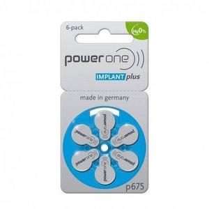 PowerOne PowerOne p675i+ Implant Plus - 10 Päckchen
