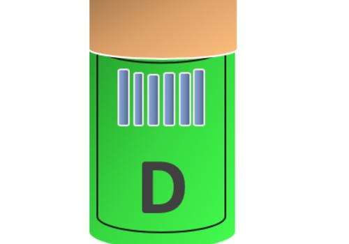 Oplaadbaar - D (HR20) (Mono) NiMH