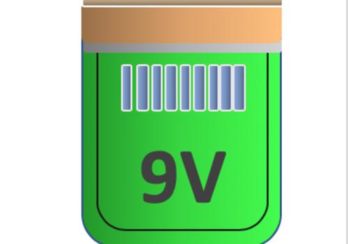Oplaadbaar - 9 Volt (HR61) (E-Blok) NiMH