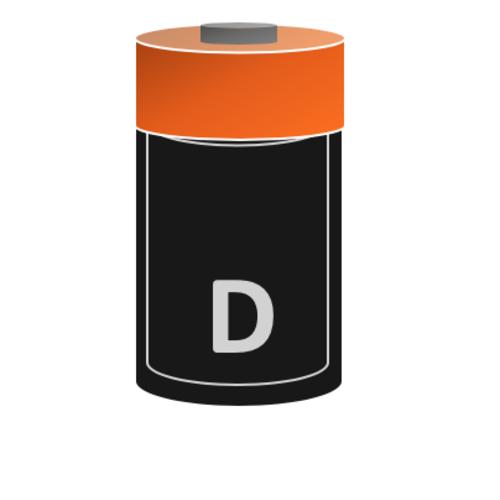 D (LR20) (Mono) Alkaline
