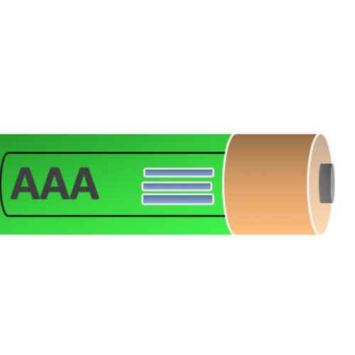 Rechargeable - AAA (HR3) (Micro) NiMH
