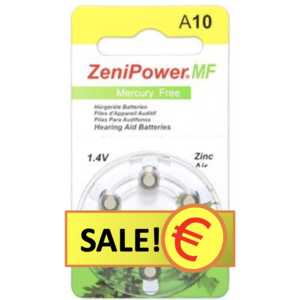 ZeniPower ZeniPower A10 – 10 packs