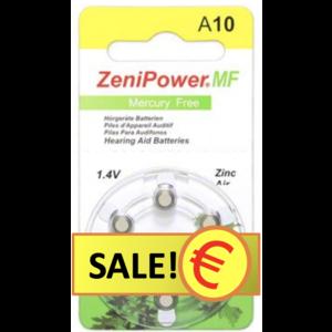 ZeniPower ZeniPower A10 - 10 Päckchen