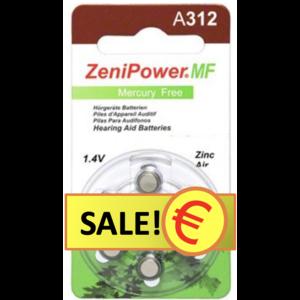 ZeniPower ZeniPower A312 – 1 pack