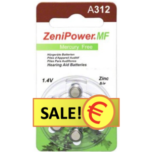 ZeniPower ZeniPower A312 - 10 pakjes